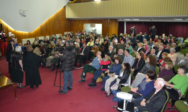 Fifth anniversary of the Corner for Quality Ageing, Kragujevac, Serbia
