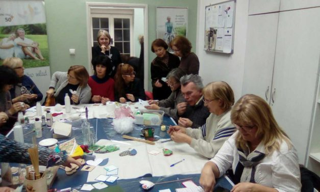 Creative workshops of the Centre for Reintegration and Activism