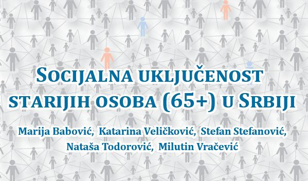 Research: Social Inclusion of Older People in Serbia