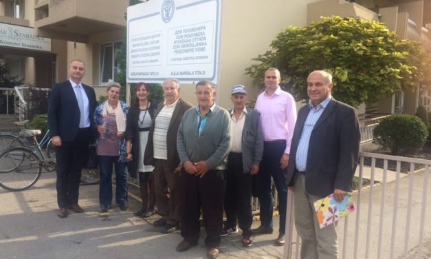 Peer visit of partners from Bosnia and Herzegovina to Serbia