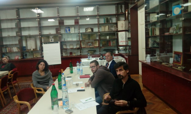 Communication workshop for HumanaS Network members, Serbia