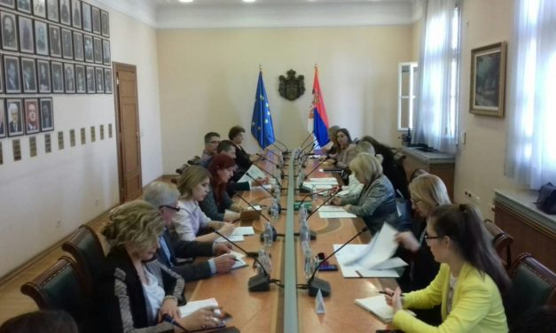 Second Session of the Serbian Government's Council for Improvement of Intergenerational Cooperation and Solidarity
