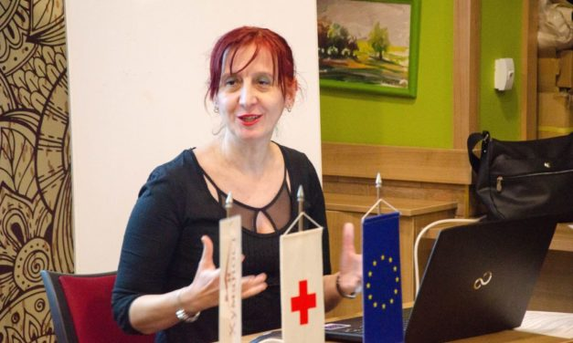 """Final conference of the """"Taking Action on Social Inclusion of Older People"""" project in Macedonia"""