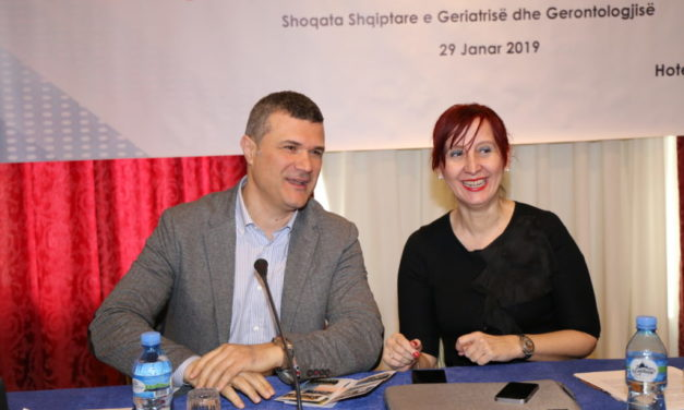 """Final conference of the """"Taking Action on Social Inclusion of Older People"""" project in Albania"""