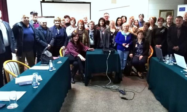 Meeting of the Network For Ageing With Dignity, Bosnia and Herzegovina