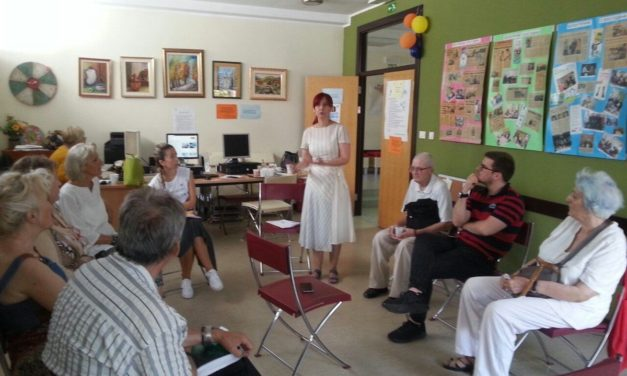 Digital Inclusion of older persons in Serbia– Focus Group Interviews