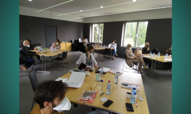 Cash and Voucher Assistance self-assessment workshop in Podgorica