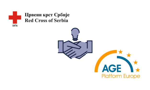 The Red Cross of Serbia became a member of the AGE Platform Europe network
